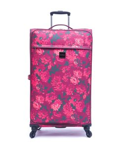 "Isaac Mizrahi Irwin 2 Berry 26"" 4-Wheel Spinner"